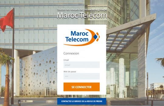 20131107_MAROC_TELECOM_PRESS_CONNEXION